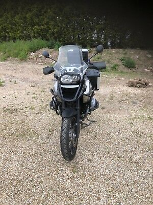 BMW GS1200 Not Adventurer