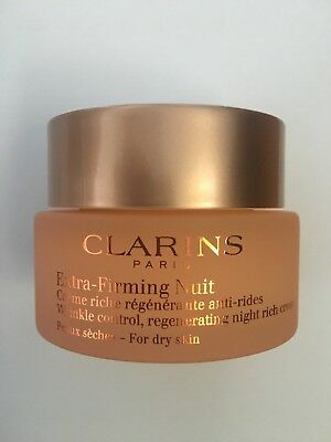 Clarins Extra Firming Nuit For Dry Skin 50ml.