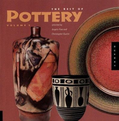 THE BEST OF POTTERY - Best Earthenware Porcelain Stoneware Volume 2 Paperback