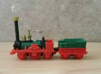 Kinder egg toy Historic Train Locomotive 19th century.Includes paper! 2012 issue