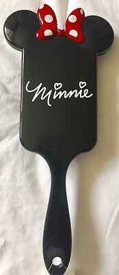 Primark  - Disney - Minnie Mouse - Black Brush  - Brand New With Tag