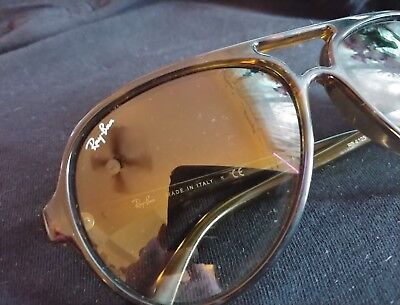 8216459293 Ray-Ban CATS 5000 Classic Tortoise Light Brown Gradient Lens RB4125 710 51  59mm