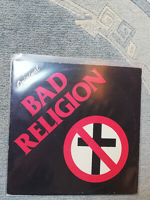 "Bad Religion ""The Original Bad Religion"" 12"" LP"