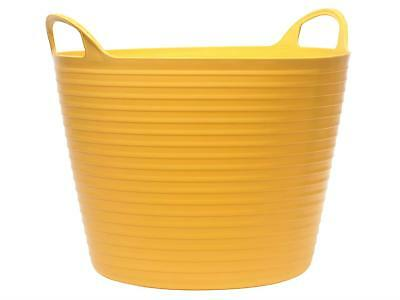 POLYETHYLENE FLEXIBLE TUB Super Strong 42L Water Storage Container Multi Purpose