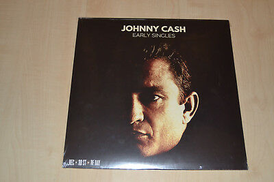 Johnny Cash , Early Singles , RSD, Record Store Day , April 21 , 2018 , Canada