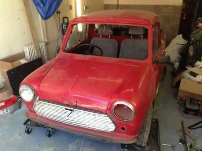 1963 Classic mini pick up pickup