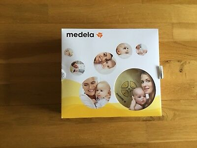 Medela Swing Single Electric Breast Pump With Calma - Used once