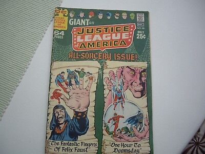 Dc Comics Justice League Of America X5