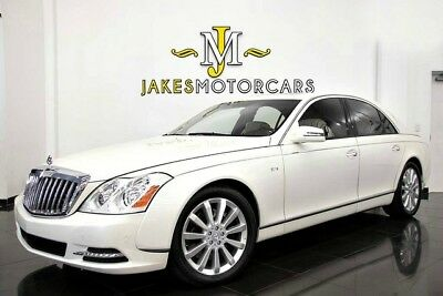 2011 Maybach 57 S ($428,650 MSRP) 2011 MAYBACH 57S, $428,650 MSRP! ANTIGUA WHITE ON ASPEN WHITE, ONLY 28K MILES