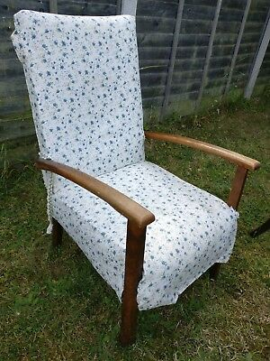 Old Chair - Upholstery /Restoration Project