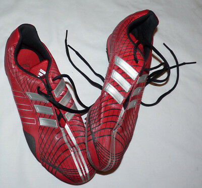 Adidas Spint Spikes Gr. 37 / rot