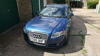 AUDI A4 2005 avant for parts or repair (not salvage)