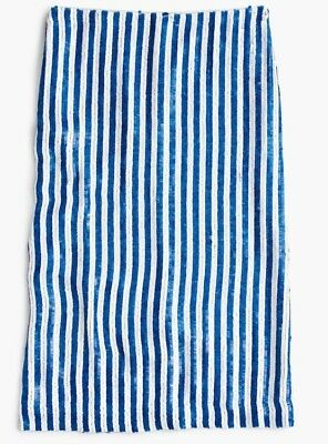 NWT, JCREW Collection striped sequin skirt, Size 00