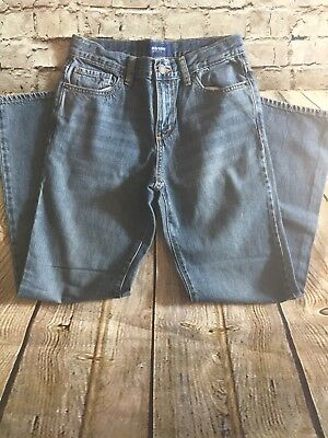 NWOT Old Navy Loose Fit Jeans For Boys Size 12