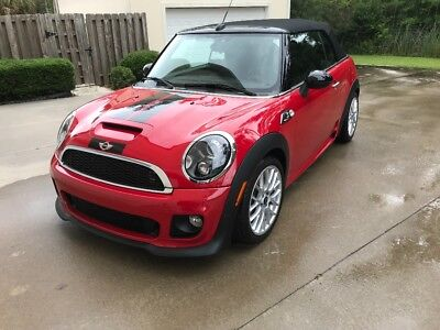 2013 Mini Cooper S S with JCW Package 2013 Mini Cooper S convertible