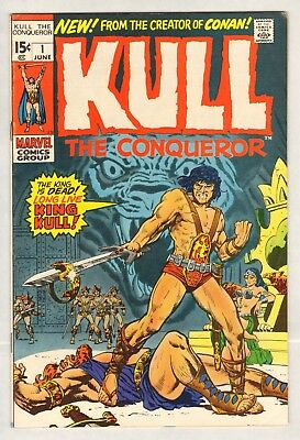 Kull The Conqueror #1 (VF) (1971, Marvel) HIGH GRADE!
