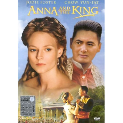 Anna And The King  [Dvd Nuovo]