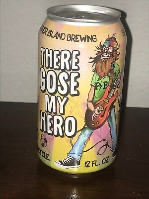 There Gose My Hero  Craft Brew Beer Can