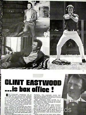 Private Listing For Dana   CLINT EASTWOOD