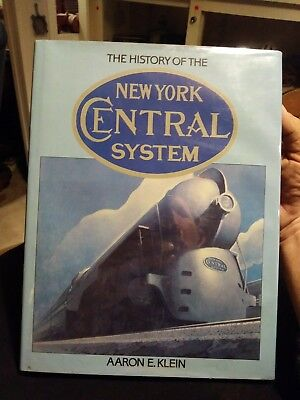 The History of the New York Central System - Aaron E. Klein - 1985 - Book