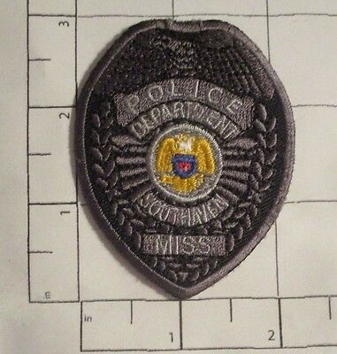 Southaven Police Dept Hat Patch  - Mississippi