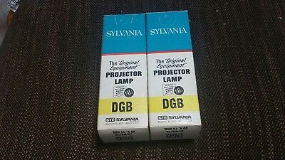 sylvania dgb lamp new old stock quantity of 2 free shipping