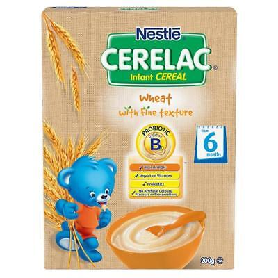 NEW Cerelac Infant Cereal Wheat 200g