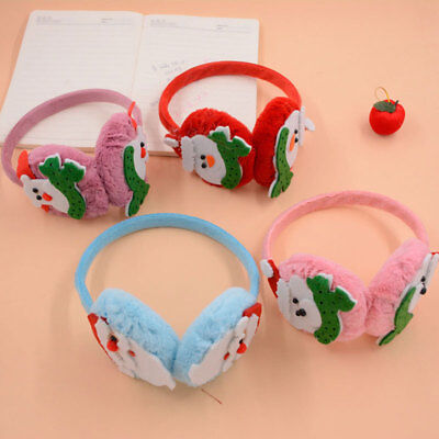 Ear Protector Ear Warmers Soft Comfortable Colorful Christmas Party Gifts 9F5F