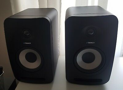 Tannoy 502 Active Studio Monitors RRP $650+