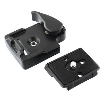 323 Quick Release Clamp Adapter For Camera DSLR with 200PL-14 QR Plate 66DE