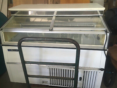 Master-Bilt GT-40 Commercial Deluxe Ice Cream Dipping/Display Cabinet