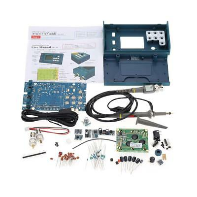 20MSa/s 3MHz DSO068 Digital Oscilloscope/Frequency Meter FFT DIY Kit+ Probe W0B8