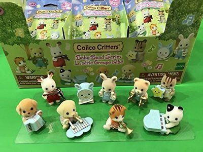 Calico Critters Blind Bag  Baby Band Series LOT OF 3