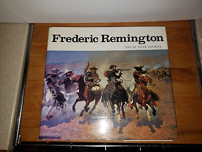 Frederic Remington 1973 1st Ed, Paintings, Drawings, Sculpture, American Artist