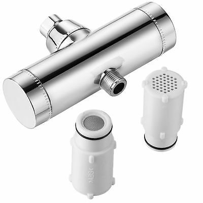 HotelSpa 8-stage High Performance Shower Filter  Enjoy 2X Filtration Power