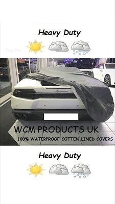 Quality Heavy Duty Deluxe Waterproof Car Cover Bmw X6 4X4