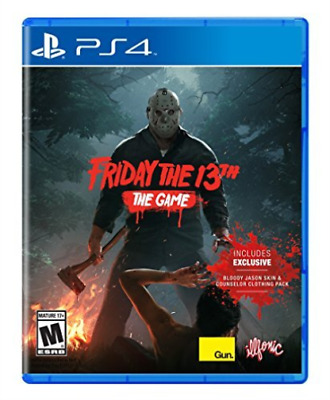 Ps4 Adventure-Friday The 13Th: The Game  (Us Import)  Ps4 New