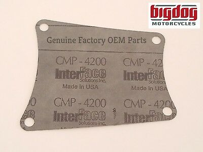 Big Dog Motorcycles Primary Inspection Cover Gasket - 2005-11 (All Models)