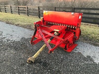 Jacobsen 1548 Overseeder (Low Cost Shipping) Good for Food Plots or Overseeding