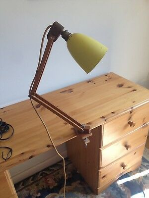 Vintage Midcentury Maclamp Habitat Anglepoise Lamp by Sir Terence Conran