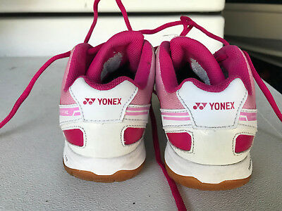 Yonex Women's Power Cushion 03 2013 Badminton Shoe-Pink