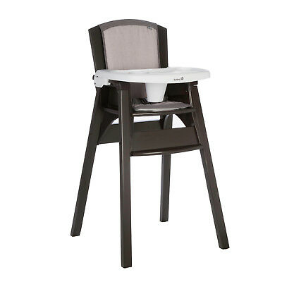 Safety 1st Beaumont Wood High Chair, Vienna