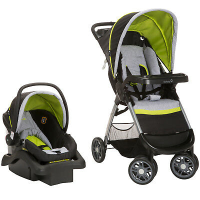 Safety 1st Amble Quad Travel system with onBoard23, Polynesian