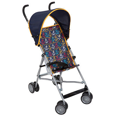 Cosco Umbrella Stroller with Canopy, Lightweight and Easy to Fold