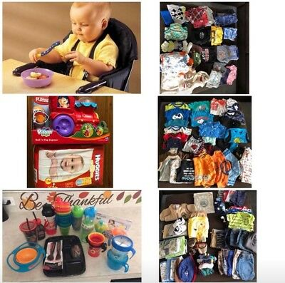 Baby Items Boy New and Used
