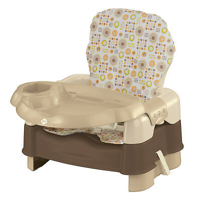Safety 1st Deluxe Sit, Snack & Go Convertible Booster, Decor