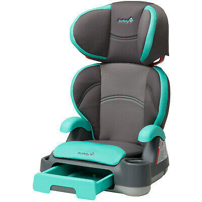 Safety 1ˢᵗ Store 'n Go Belt-Positioning Booster Car Seat, Roaring Waters