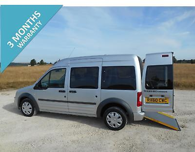 2010 Ford Tourneo Connect 4 Seat Wheelchair Accessible Disabled Car