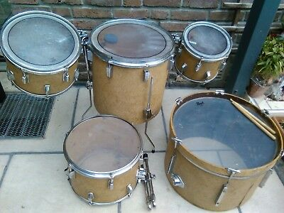 Drum-set Remo