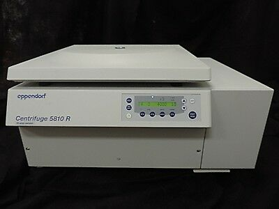 Eppendorf™ 5810R Refrigerated Centrifuge (with extra rotor)
